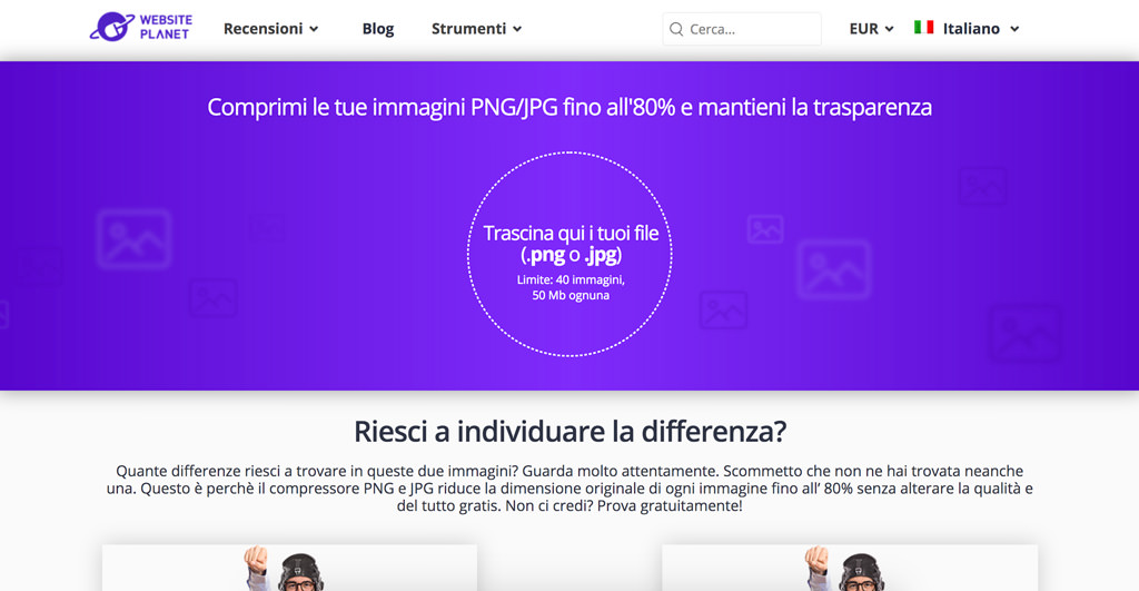 website planet