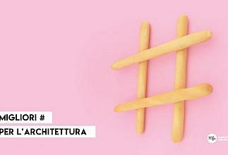 hashtag per l'architettura