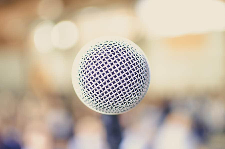 difficoltà a parlare in pubblico