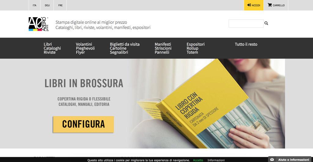 Azero print stampa libri