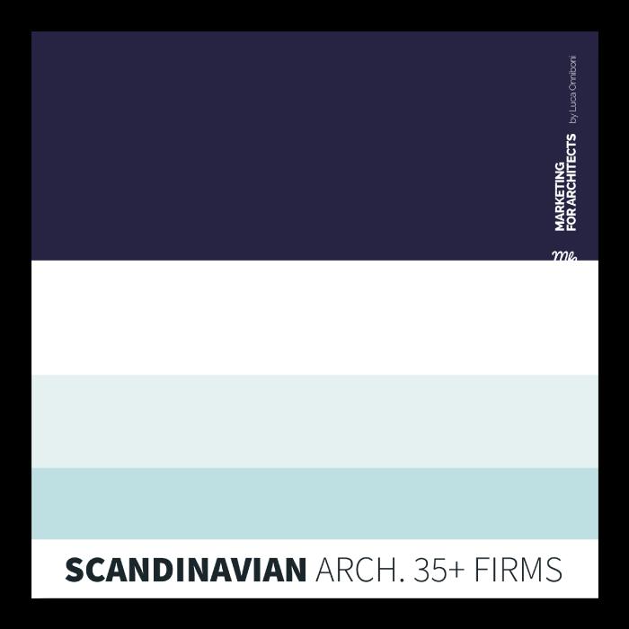 studi di architettura in scandinavia