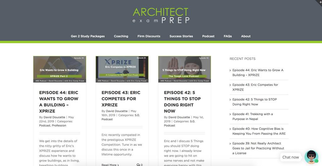 Architects Exam Prep