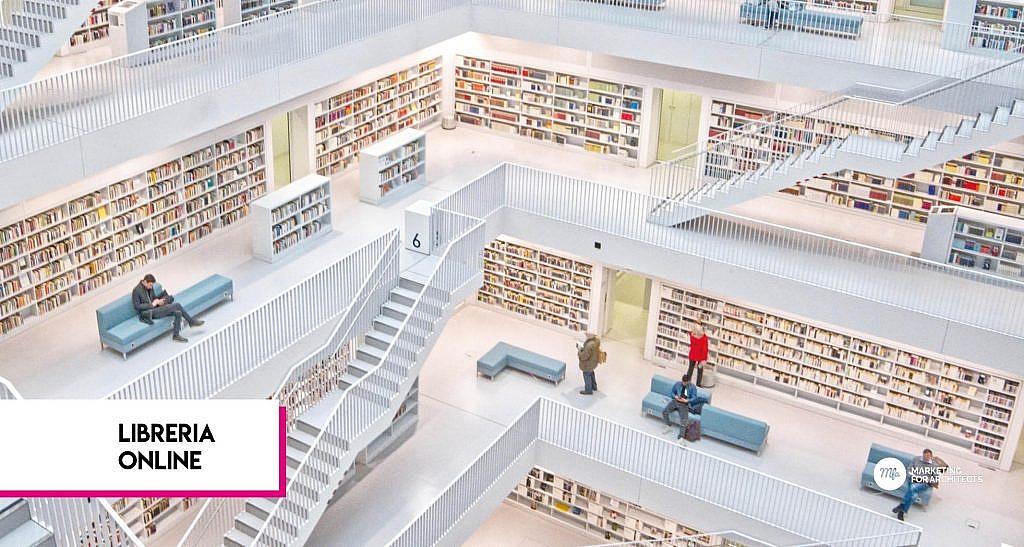 creare una libreria online