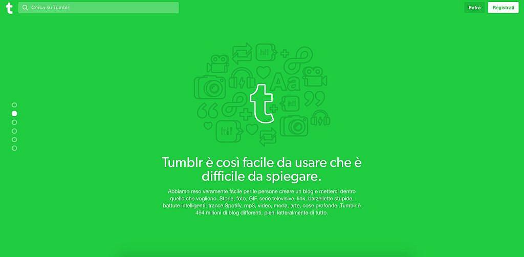 Tumblr.