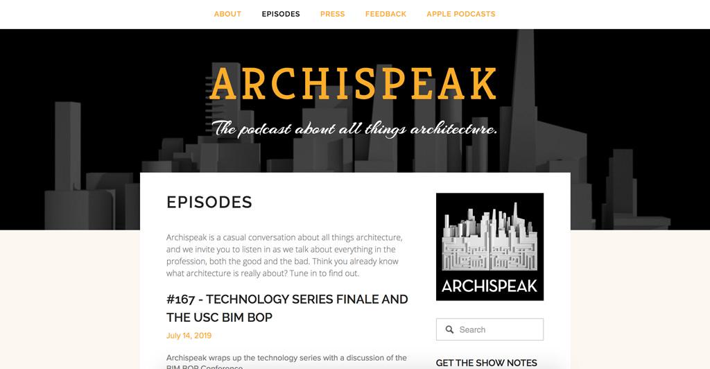 archispeakpodcast