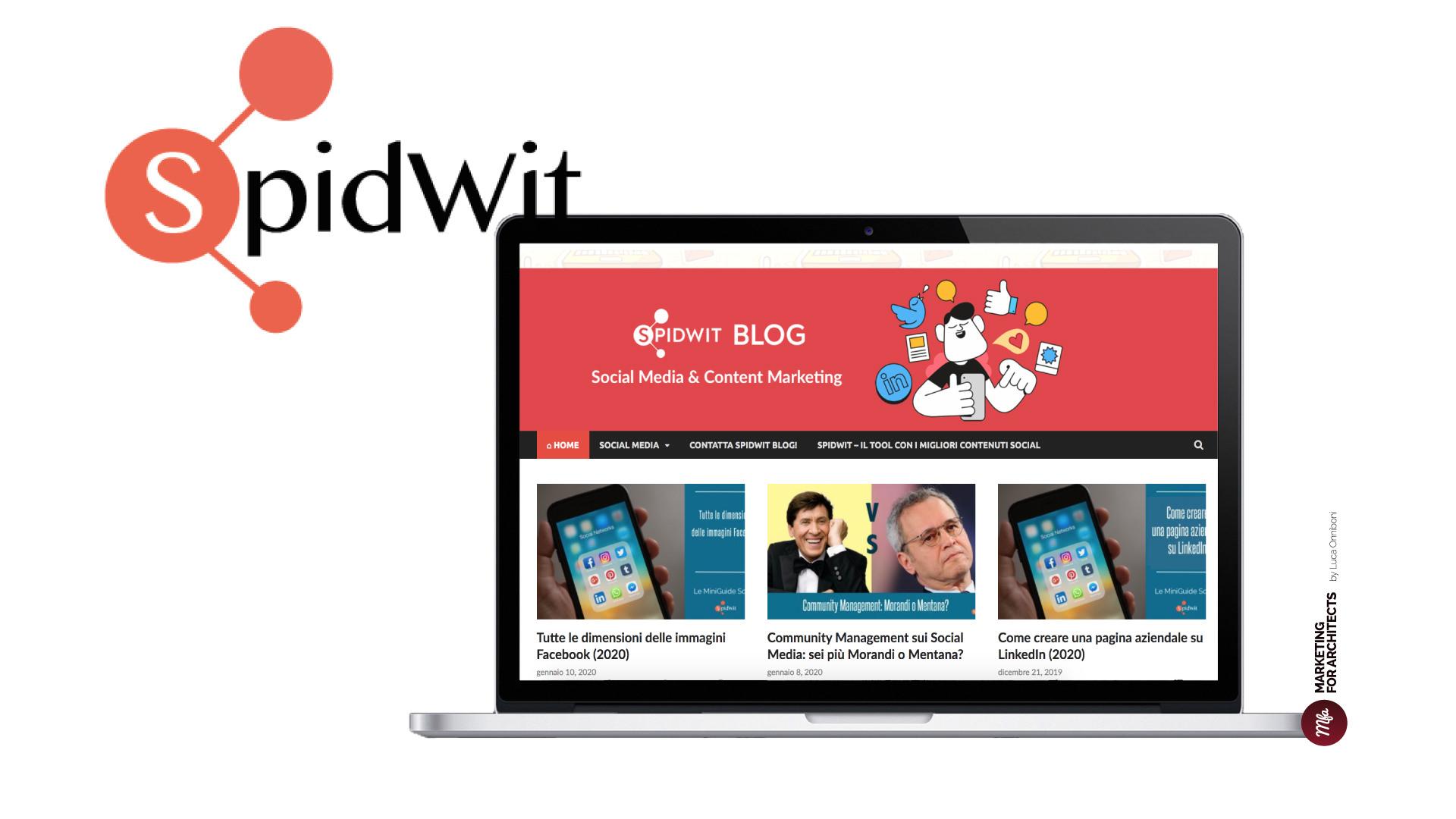 spidwit blog
