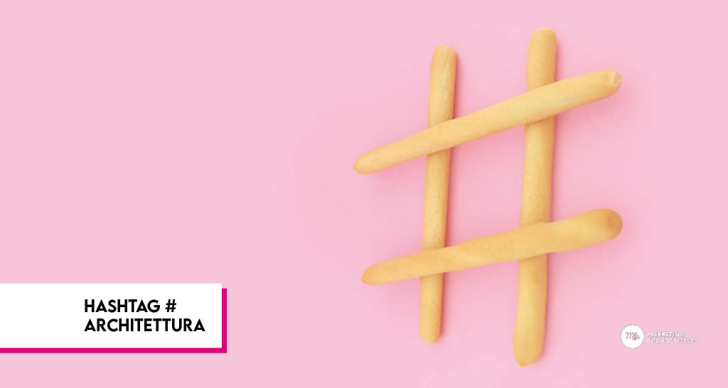 hashtag di Architettura