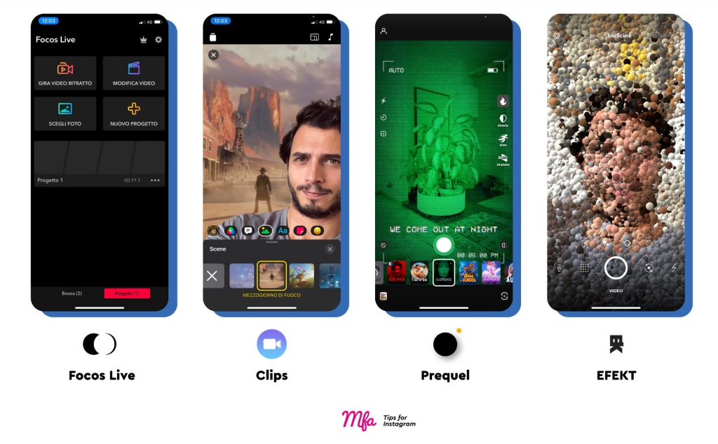 strumenti video smartphone