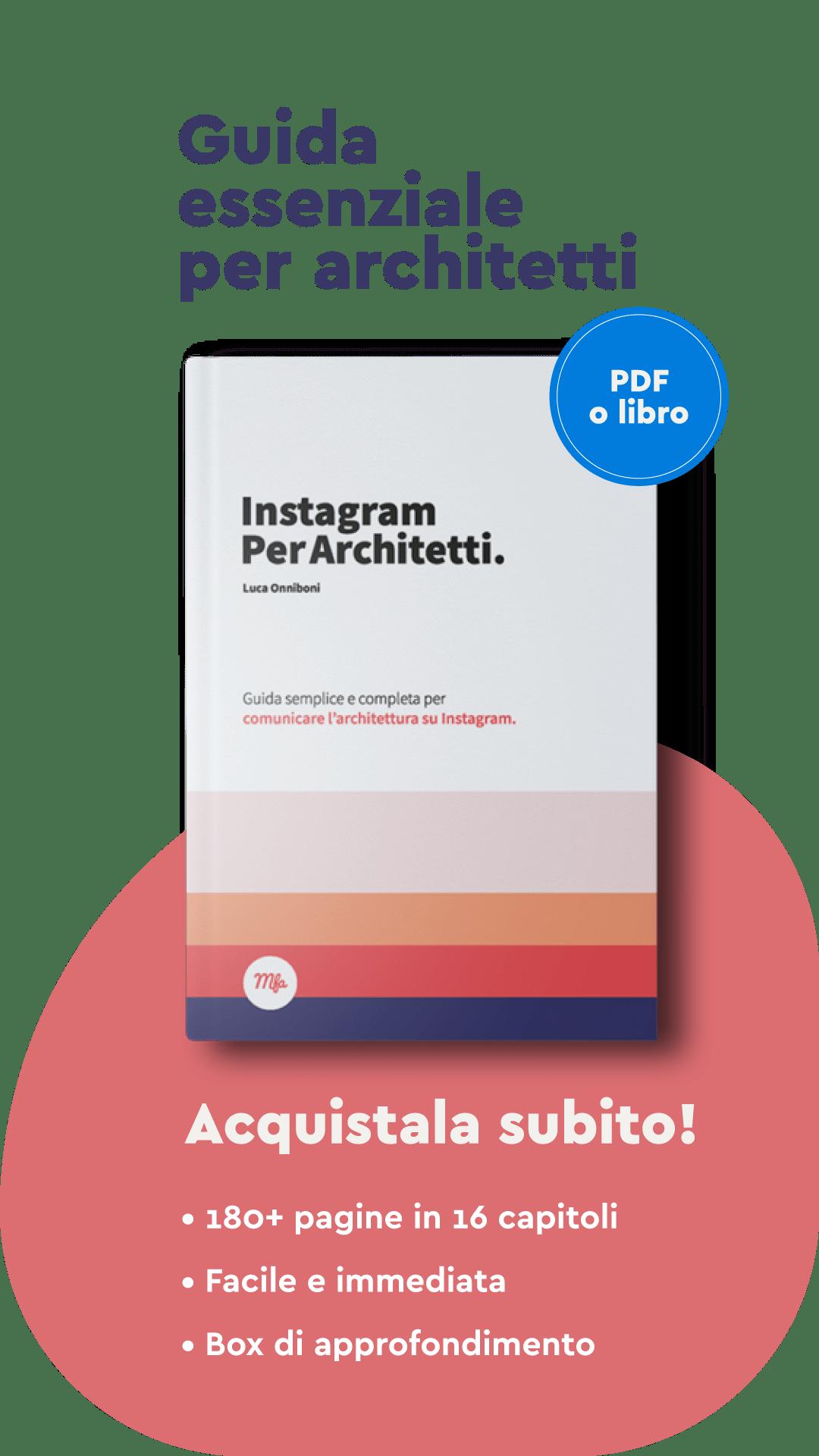 Instagram Per Architetti