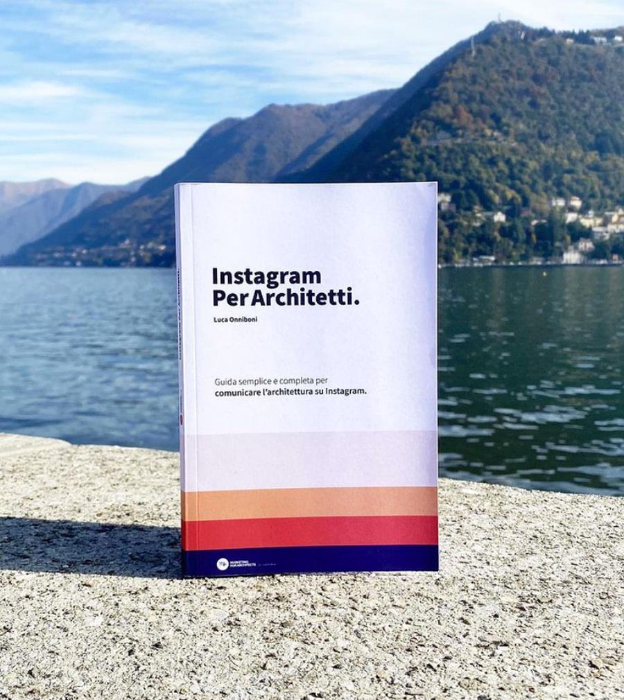 comunicare l'architettura su Instagram