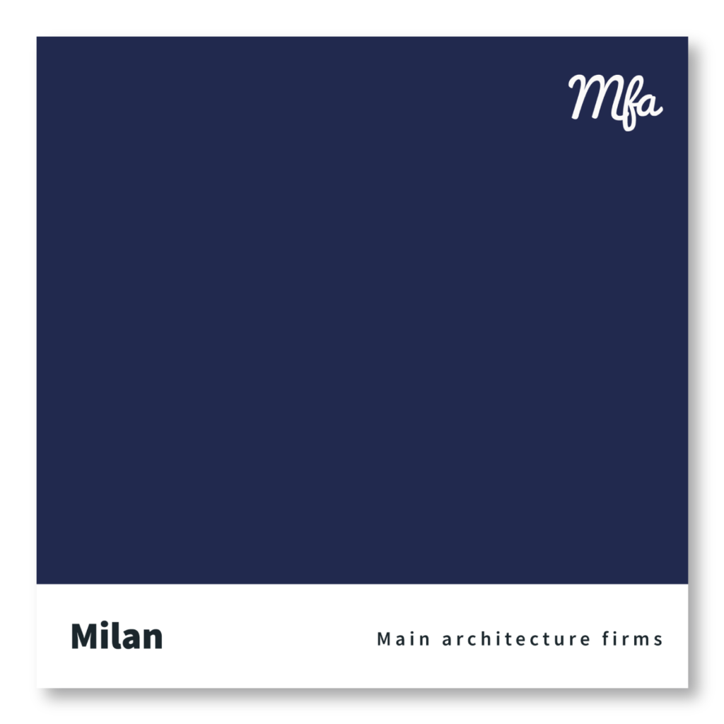 Studi architettura Milano